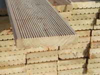 Finest Quality Siberian Larch and Spruce Boards for Facades, Terraces, and Floors - WHOLESALE