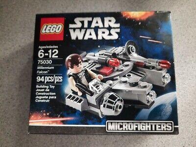 Star Wars LEGO 75030 Microfighters Series 1 Millennium Falcon Han Solo SEALED