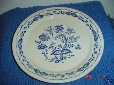 Corelle Blue Floral Lunch Plates Blue Floral Lunch Plate