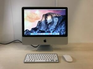 "iMac A1224 20.5""  3 GB 150gb HDD with Office installed"