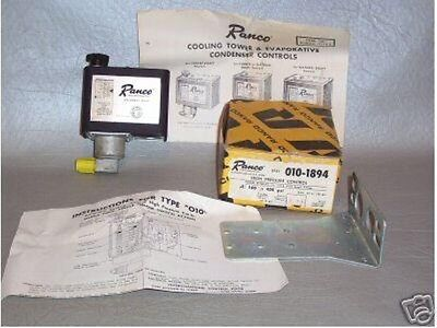 Ranco 010-1894 High Pressure Control
