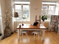 Natural Light Beside River - Wonderful space for photography / meetings available by the day £70