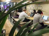 Entrepreneur Hub, Desk Space & Access to Mentors