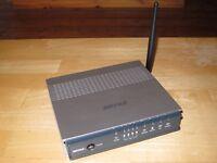 Buffalo Wireless High Speed Broadband Modem 4-port Router - PC Pro Best Wireless Router Award