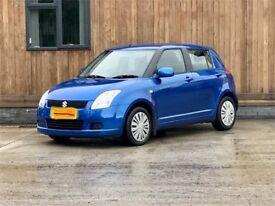 Suzuki swift 1.3 petrol breaking