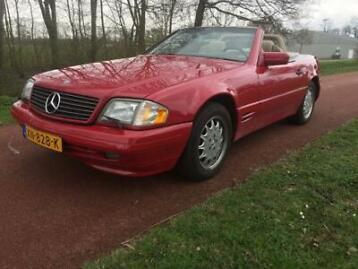 Mercedes-Benz - 320 SL- 1997