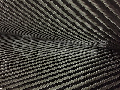 Carbon Fiber Cloth Fabric 4x4 Twill 50 3k 8.3oz