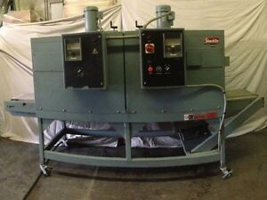 Used Shrink Wrap Machine - Shanklin Model T72 Shrink Tunnel (32)