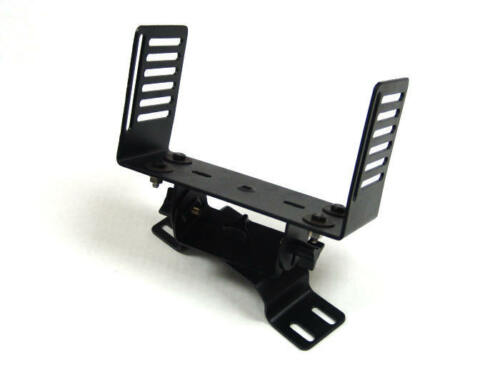 Heavy Duty CB Radio Floor Mount Bracket - Adjustable