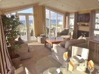 GONE !!! *Cancellation* Today Friday 21 Sept (3nts) Luxury Lodge Craig Tara Ayr Sea Views