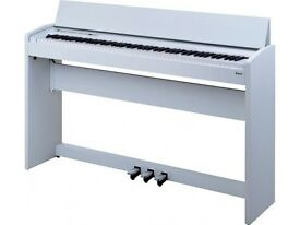 Roland Digital Piano F-110 White High Gloss