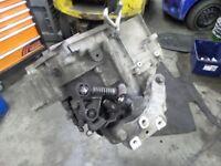 Vw touran 2.0 tdi 6 speed gearbox GNE golf mk5 Audi A3