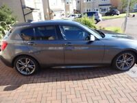 BMW M135 Manual 5dr - Warranty, Service Pack, Harman Kardon - Mint - Quick sale