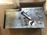 Celestron Astromaster 130EQ MD - High quality telescope VGC