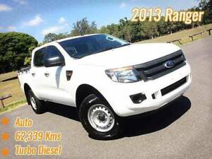 2013 Ford Ranger PX XL Hi-Rider Utility Double Cab 4dr Spts Auto Mansfield Brisbane South East Preview
