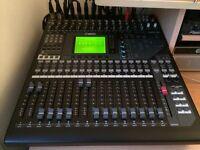 Yamaha 01v96i digital mixer 16 i/o audio interface