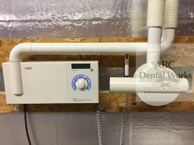 Siemens Heliodent Ds Intraoral Wall Mount X-ray Unit - 2 Year Warranty