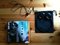 Creative Labs WP-300 Bluetooth Headphones MINT CONDITION