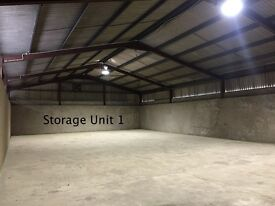Spring / Summer Indoor Storage available , weekly inspections, long term only *