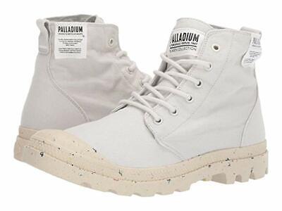 Palladium Men's Pampa Hi Organic - Vaporous Grey - Men's Size 10