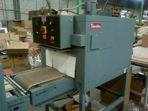 Used Shrink Wrap Machine - Shanklin Model T7F Shrink Tunnel (53)