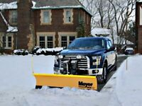 Snow removal available Orangeville and area
