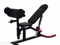 body max bench in new condition £135