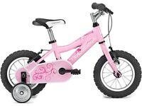 Girls Bike - Ridgeback Minny Pink - Hardly Used