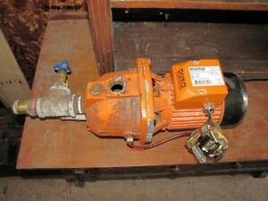 ½ HP Duro Dual Line Deep Well Jet Pump
