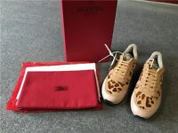 Valentino Cheetah Sizes Available