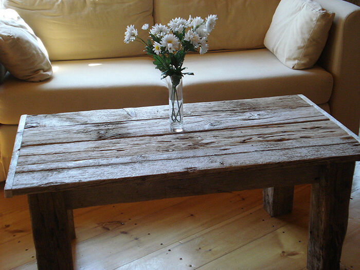 Driftwood Furniture For Sale #17: Stability Of Driftwood Furniture