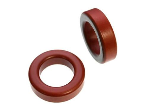 T200-2 Toroid Core   Iron Powder Core   2 Inch OD   2 Material   Made in the USA