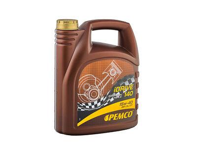 Aceite Motor Coche 15W40 Universal Mineral Lubricante Magnum API SL/CF Pemco 6L