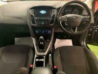 2015 Ford Focus 1.5 ZETEC TDCI 5d 118 BHP Estate Diesel Manual