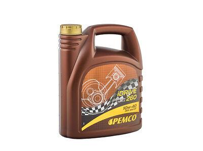 Aceite 10W40 Lubricante de motor coche API SN/CF A3/B4 Pemco Calidad Aleman...