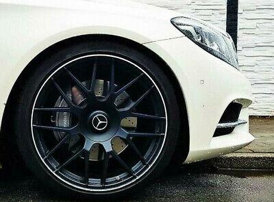 19 Zoll GT1 Felgen für Mercedes C Klasse W205 W204 C63 Coupe Cabrio T-Modell AMG