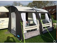 KAMPA 2016 RALLY AIR PRO 330 - CARAVAN INFLATABLE AWNING