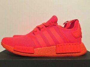 ADIDAS NMD R1 SOLAR RED Fairfield Darebin Area Preview