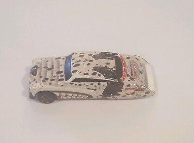 1989 Hot Wheels Monster Mutt Dalmation car toy