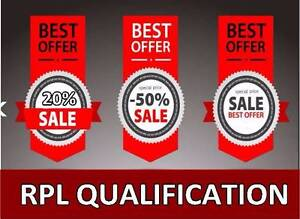 Special Offer-RPL Remedial Massage/Hairdressing/Child Care Sydney City Inner Sydney Preview
