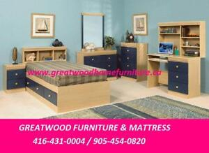 KIDS STORAGE BEDROOM SET...$499..CHOICE OF STYLES