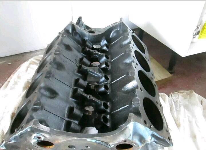 Pontiac v8 engine