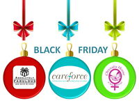 Careforce's Great Black Friday contest and charity giveaway