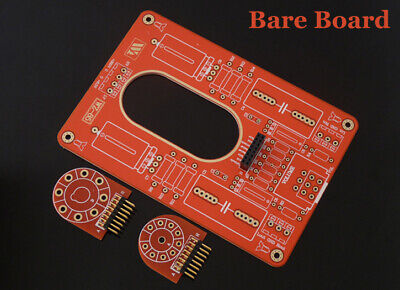 WZ-85 12AU7/6N8P/6DJ8/6N1 Tube Preamplifier Board Audio DIY Pre-amp (Dj Preamp)