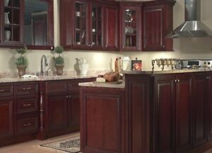 Solid Maple Cabinet 50% OFF,&Granite/Quartz Countertops From $45
