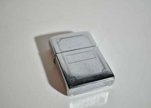 Vintage Zippo Mans Lighter Bradford PA Made In U.S.A 02 Collectible