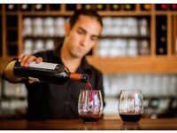 Bartender needed for Contemporary Restaurant (£ 8.50 p/h) - London