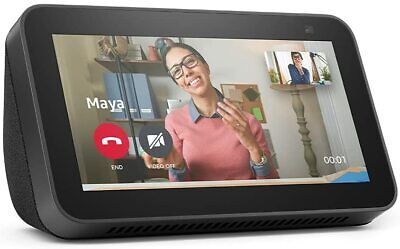 Amazon Echo Show 5 Smart display Alexa - Charcoal (2nd gen, LATEST MODEL 2021)