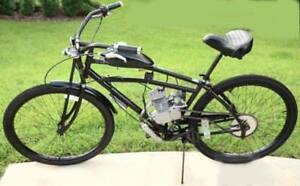 Schwinn Springer - Bike and 66/80cc Engine -DIY Motorized bicycle kit - BRAND NEW - FREE SHPPING