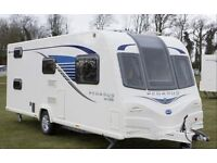 2014 Bailey Pegasus GT65 Ancona Touring caravan